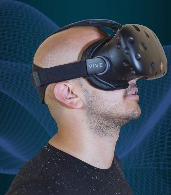 collaboration immersion casque vr 3d