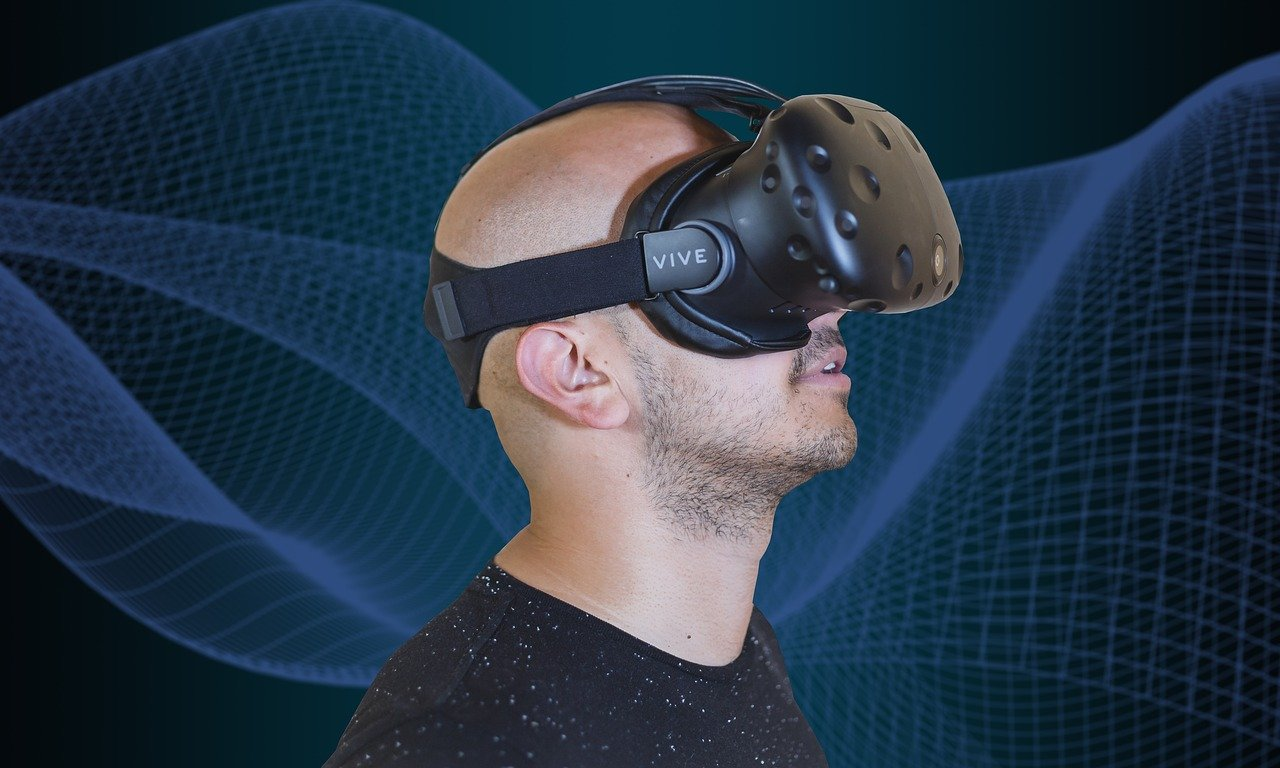collaboration immersion casque vr 3d
