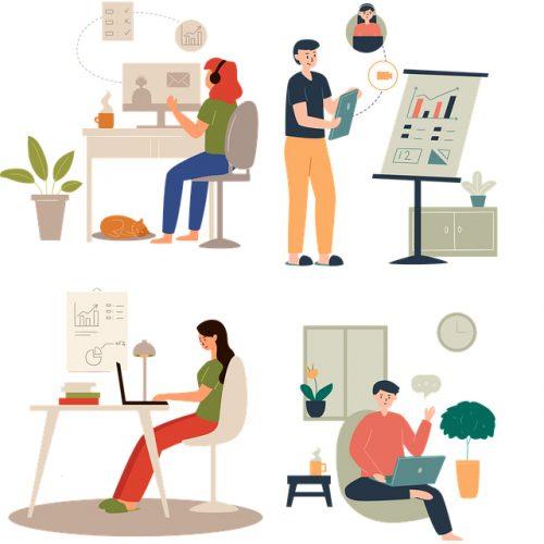collaboration-travail-hybride-dossier