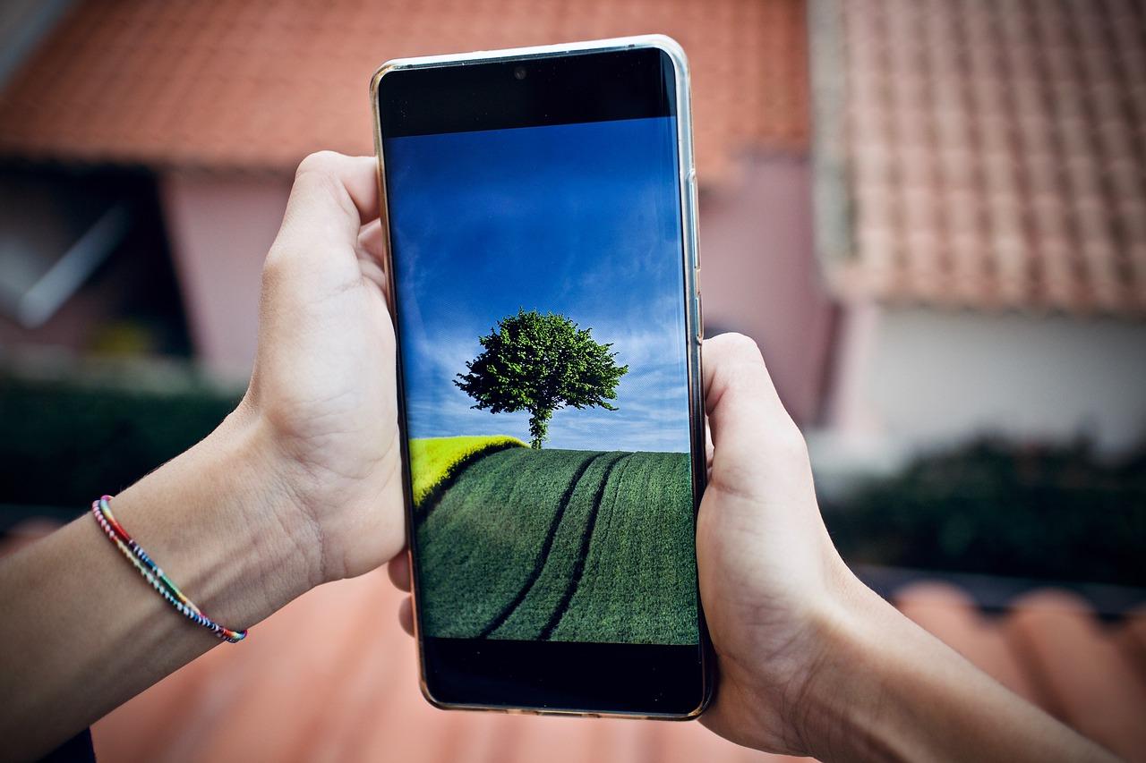 sobriété numérique smartphone